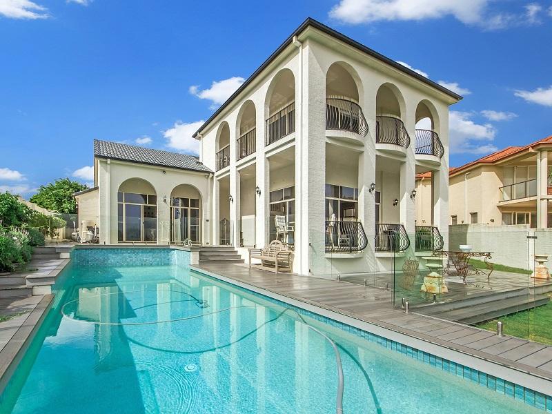 bérelhető luxus villa