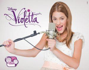 Violetta ágynemű